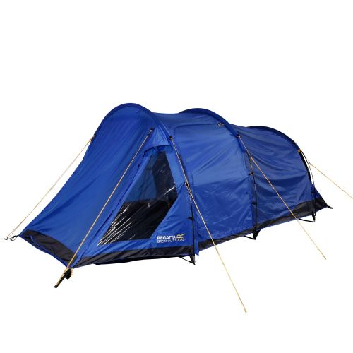 Vester 3 Man Tunnel Tent Nautical Laser Blue
